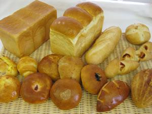 パンのイメージ写真