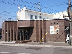パンの店オリーブ建物の外観写真