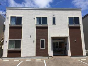 ケアホームあみかる・3建物の外観写真